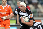 Geoff Cridge in action for the Hawke's Bay Magpies. Photo/File