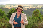 Conservation Minister Maggie Barry