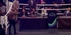 Watch: Mayweather yells homophobic slur at McGregor