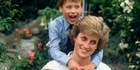 Watch: William and Harry speak about Diana