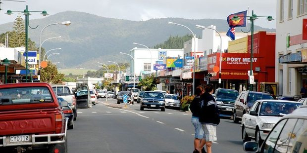 The crime spike in Kaitaia is not unprecedented, says Peter Jackson.