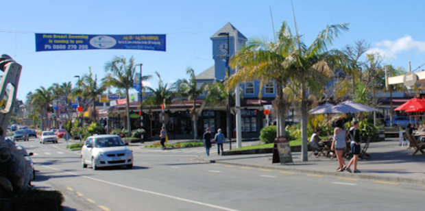 Kerikeri residents have a low morale at present, says a reader.