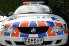 A teenage driver rammed two police cars out of the way to escape during a high-speed chase in Taranaki. Photo / File