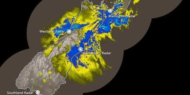 Heavy snow and rain to hit Canterbury