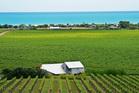 Te Awanga Estate coastal apartment, at Rod McDonald Winery.