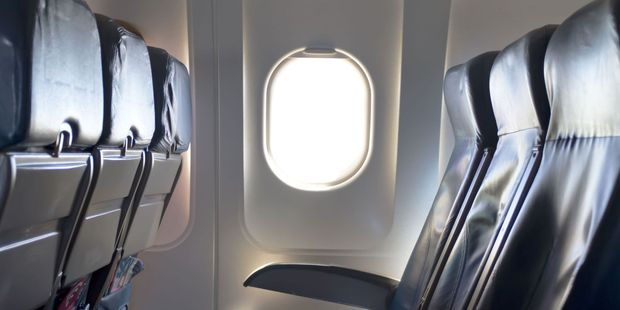 Passengers are required to raise their windows for landing so they are better accustomed to the light in the event of an evacuation - this being the riskiest part of a flight. Photo / 123RF