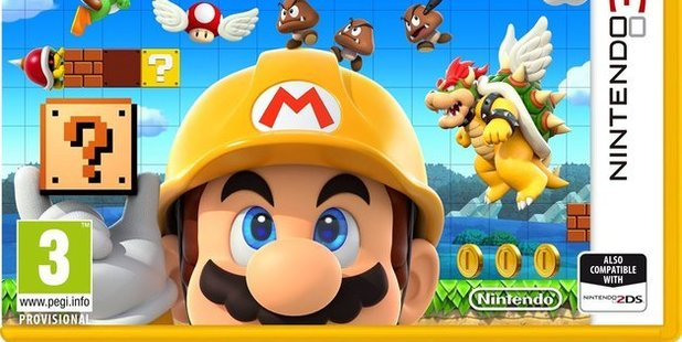 Super Mario Maker shows the franchise is showing signs of strain.