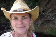 Auckland recreational beekeeper Vicky Turner, 42, died after  a severe anaphylactic reaction to bee stings.​ Photo / Supplied