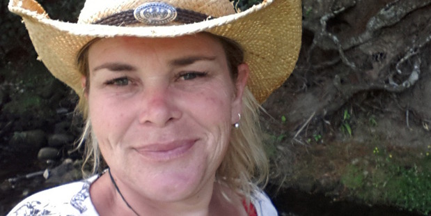 Auckland recreational beekeeper Vicky Turner, 42, died after  a severe anaphylactic reaction to bee stings. Photo / Supplied