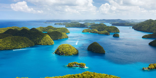 The stunning Pacific island nation of Palau might soon be off-limits to budget-seeking tourists. Photo / 123RF