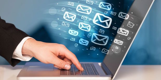 There have been hundreds of well-publicised cases of ill-advised email use. If you don't want it repeated, don't put it on email. Photo / 123RF