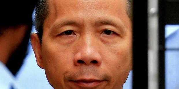 Robert Xie leaving King St Supreme Court, Sydney. Picture: Dylan Robinson Source:News Corp Australia
