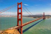 San Francisco's Golden Gate Bridge is a popular spot for snap-happy tourists. Photo / 123RF