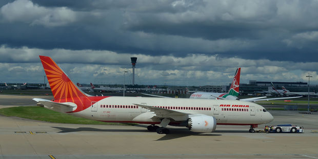 Air India will reserve six seats for women on all domestic flights. Photo / 123RF