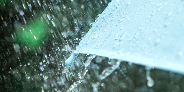 A front crossing the country later on Sunday will bring heavy rain and windy conditions with it in some places. Photo / 123rf