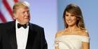 Melania Trump's Inauguration Day fashion