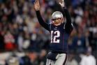 New England Patriots quarterback Tom Brady. photo / AP