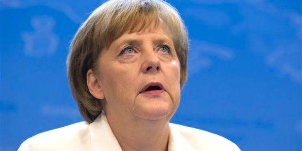 German Chancellor Angela Merke will be meeting with New Zealand Prime Minister Bill English today. Photo / AP