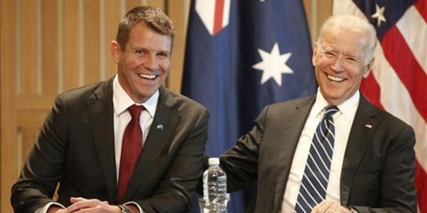 Mike Baird has resigned from politics
