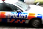 Police in Dunedin are hunting people connected to two ram raids at petrol stations in the area overnight. File photo