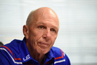 Gordon Tietjens new Samoa coach. Photo / George Novak