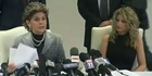 Watch: Watch: Gloria Allred announces lawsuit against Trump