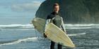Erik Thomson enjoys any activity in the ocean.