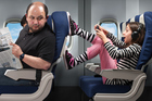 The worst passengers on a plane
