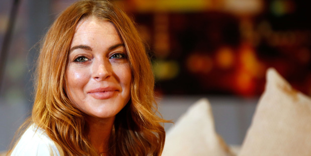 Lindsay Lohan has sparked speculation that she has converted to Islam. Photo / Getty