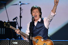 Recording artist Paul McCartney. Photo / Getty