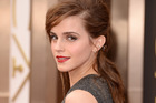 Actress Emma Watson could have played Cinderella but chose Belle from Beauty and the Beast instead. Photo / Getty