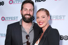 Josh Kelley and Katherine Heigl welcome another special member to their family. Photo / Getty