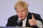 Secretary of State for Foreign Affairs Boris Johnson. Photo / Getty