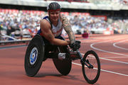 David Weir. Photo / Getty Images