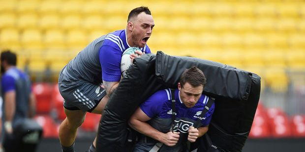 Israel Dagg and Ben Smith have both been linked with clubs in Europe. Photo / Getty Images