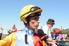 South Australian jockey Josh Cartwright. Photo / Getty