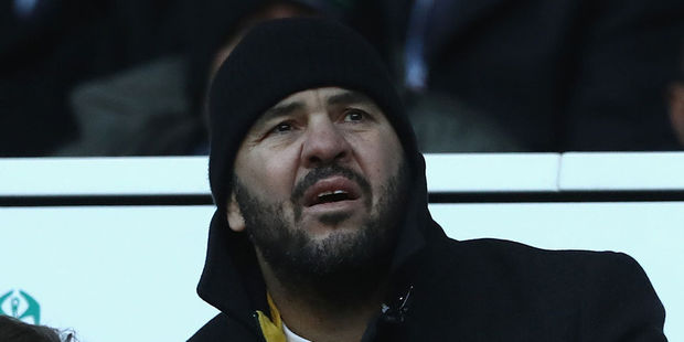 Wallabies coach Michael Cheika found himself at the centre of a bugging scandal in 2016. Photo / Getty Images