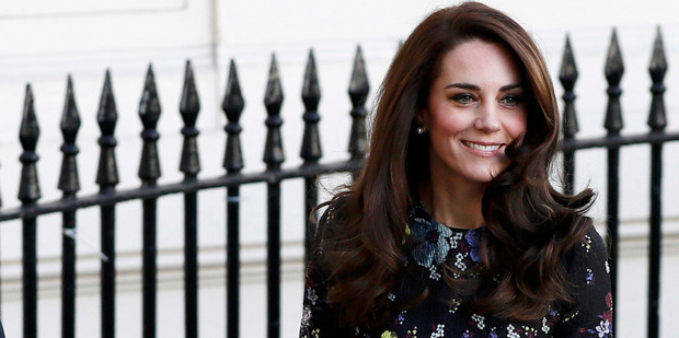 It seems Kate may have treated herself to a New Year makeover at the hair salon. Photo / Getty