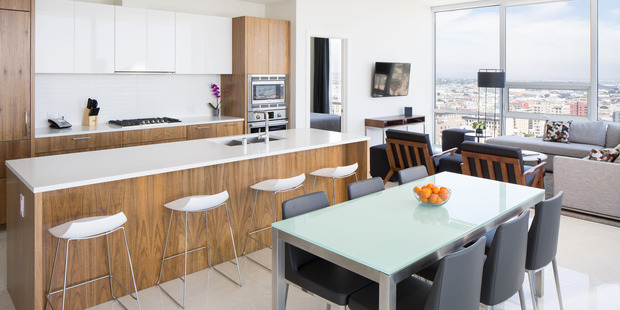 LEVEL Furnished Living Suites. Photo / Supplied