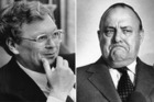 Former New Zealand Prime Ministers David Lange and Sir Robert Muldoon feature in CIA documents which have been made available. Photos / File