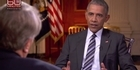 Watch: Watch: Obama's last interview