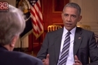 CBS' 60 Minutes journalist Steve Kroft interviews President Barack Obama in his last interview in the top job