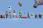 The interconnected cast of Pixar's movies.