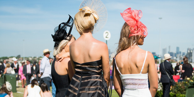 Judges are looking for something different at Wellington Cup Day fashion events. Photo / File