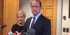 Andrew Little has ended speculation he would stand in the Rongotai seat vacated by Annette King. Photo / File
