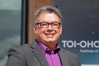 The new Toi-Ohomai CEO Leon de wet Fourie. Photo/File
