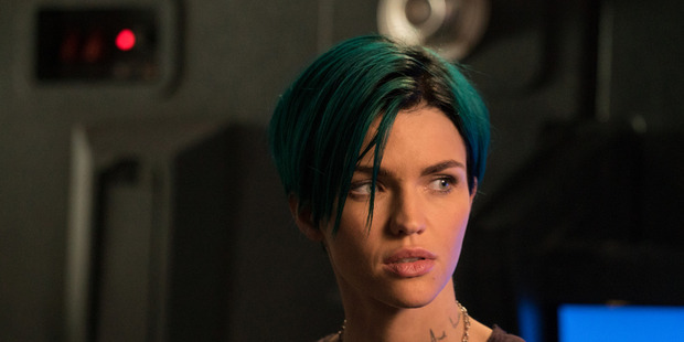 Ruby Rose as Adele Yusef in xXx: RETURN OF XANDER CAGE. Photos/Supplied
