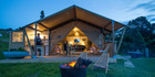 Clifton Glamping in Clifton, Hawke's Bay. Photo / Supplied