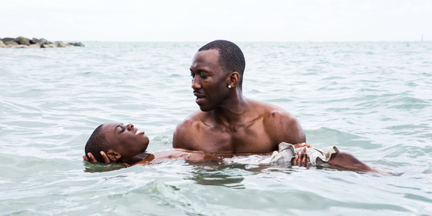 Loading Alex Hibbert and Mahershala Ali star in moving coming of age drama Moonlight. Photo/Supplied