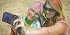 Colour Splash at Coronation Park